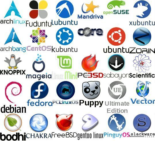 LinuxDistros